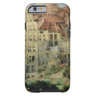 Tower of Babel, 1563 (oil on panel) iPhone 6 Case
