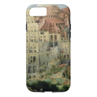 Tower of Babel, 1563 (oil on panel) iPhone 8/7 Case
