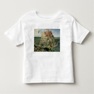 Tower of Babel, 1563 (oil on panel) Toddler T-shirt