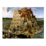 Tower of Babel - 1563 Post Cards