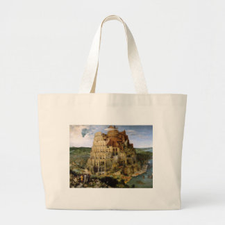 Tower of Babel by Brueghel Tote Bag