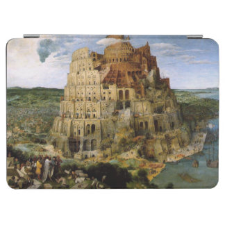 Tower of Babel by Brueghel iPad Air Cover