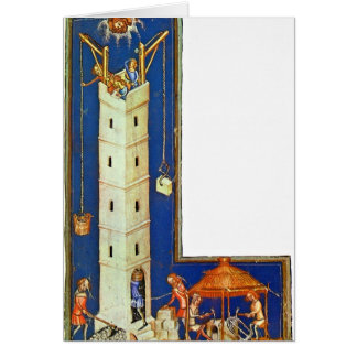 Tower Of Babel By Master Of The World Chronicle Cards