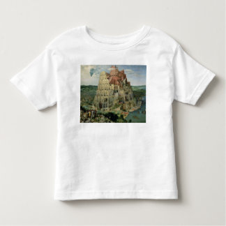 Tower of Babel Toddler T-shirt
