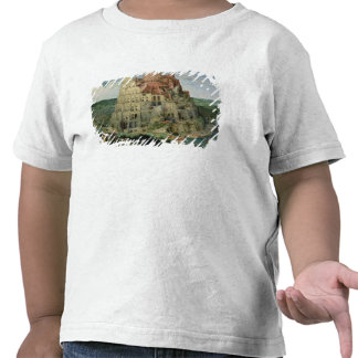 Tower of Babel T-shirt