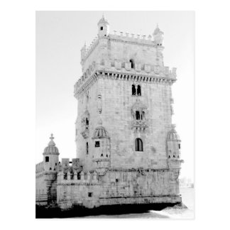Tower of Belém Postcard
