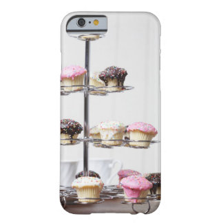 Tower of cupcakes or patty cakes barely there iPhone 6 case