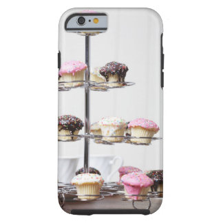 Tower of cupcakes or patty cakes iPhone 6 case
