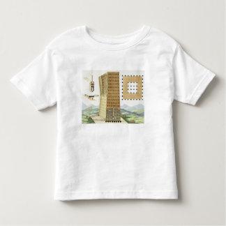Tower of Demetrius Poliorcetes (336-283 BC) during Toddler T-shirt