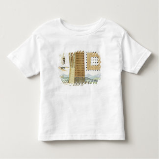 Tower of Demetrius Poliorcetes (336-283 BC) during Toddler T-shirt