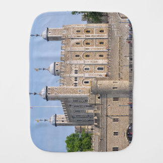 TOWER OF LONDON 2 BURP CLOTH