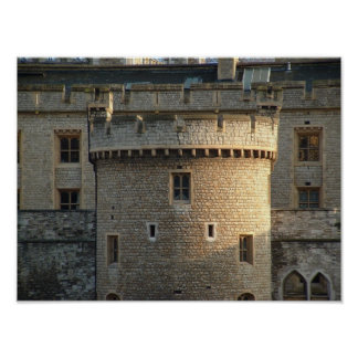 Tower of London at Sunset Print