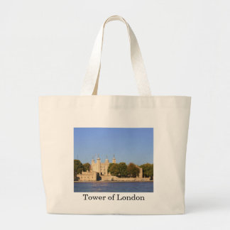 Tower of London Canvas Bag