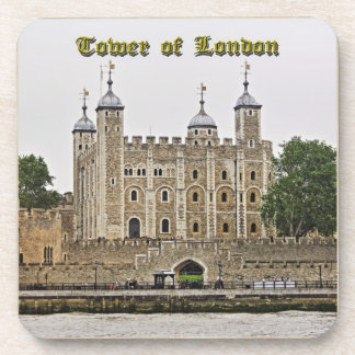 Tower of London Beverage Coaster