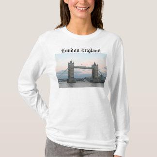 Tower of London Bridge London England T-Shirt