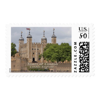 Tower of London - London England Postage