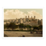 Tower of London, London, England Postcard