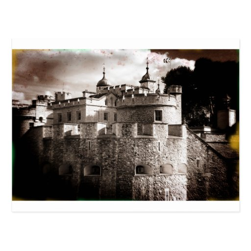 Tower of London Post Cards