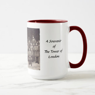 Tower of London Souvenir Mug