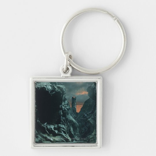 Tower of Orthanc Keychain