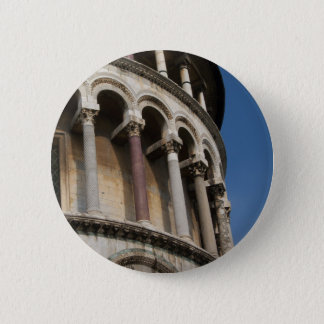 Tower of Pisa, Italy Pinback Button