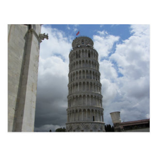 Tower of Pisa, Italy Postcard