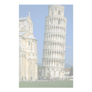 Tower of Pisa, Italy Stationery