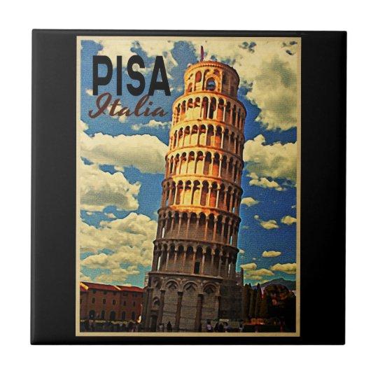 Tower Of Pisa ltaly Ceramic Tile