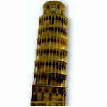Tower of Pisa PhotoSculpture Photo Cut Out