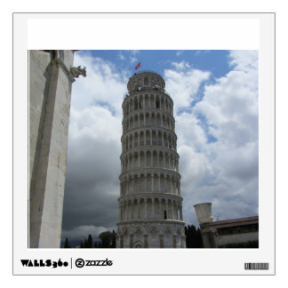 Tower of Pisa Wall Sticker