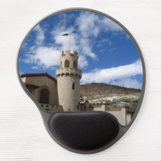 Tower of Scotty's Castle, DVNP Gel Mouse Pad