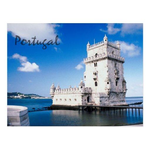 Tower Of St Vincent Postcard