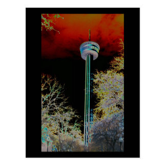 Tower of the Americas series Post Cards