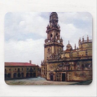 Tower of the Clock (Santiago de Compostela. To Cor