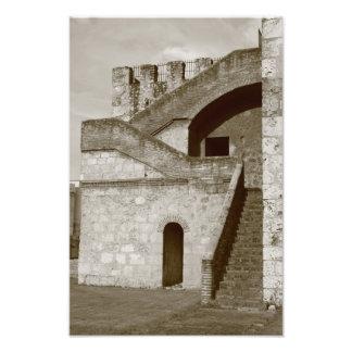Tower Ozama Santo Domingo Dominican Republic Photo Print
