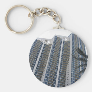 Tower picture keychain