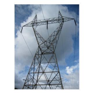Tower Power Postcard