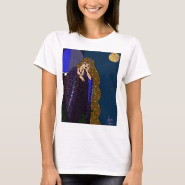 jasmineflynn Tower Princess T-Shirt