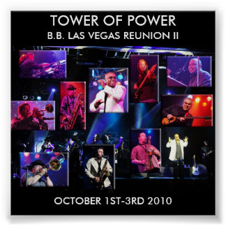 Tower Reunion... Poster