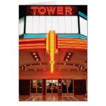 Tower Theater, Sacramento, California Greeting Card