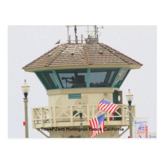 Tower Zero Postcard