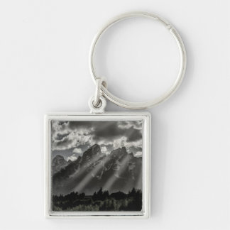 Towering And Distinctive Cathedral Group Keychain