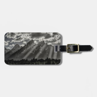 Towering And Distinctive Cathedral Group Luggage Tag