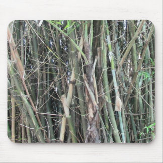 Towering Bamboo Mouse Pad