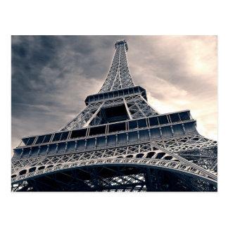 Towering Eiffel Tower Postcard