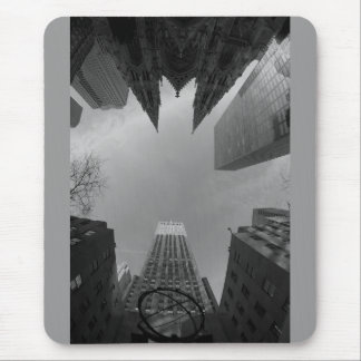Towering Heights Mouse Pad