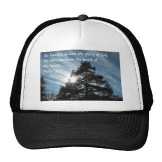 Towering Pines Trucker Hat
