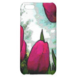 Towering Tulips Case for iPhone 4/4s