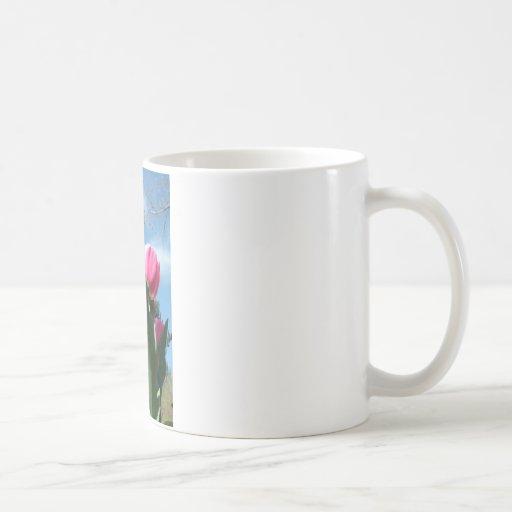 Towering Tulips Coffee Mug