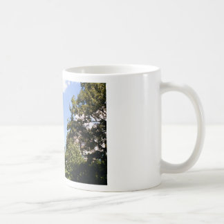 Towers Through the Trees Classic White Coffee Mug